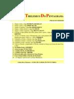 O RITUAL THELEMICO DO PENTAGRAMA
