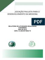 01 Rel Cons Quali Convenios 2012 - CNPJ 0002-73