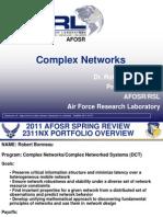 2. Bonneau - Complex Networks