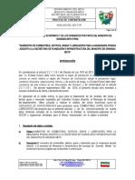 ANALISIS DE SECTOR- Combustible 2019