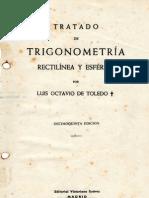 Tratado de Trigonometria - Octavio Alvarez de Toledo