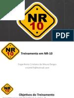 Aula 1 NR - 10 (Intro - Choque - Arco)