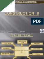 CONSTRUCTION II ETANCHEITE