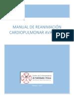 Manual Reanimación Avanzada 2019.pdf