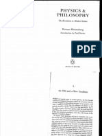 physics and philosophy-Heisenberg