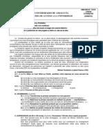 Frances 2 - Examen y criterios de correcci¢n