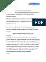 TALLERES.  CULTURA DE PAZ, URBANIDAD Y CIVISMO  Taller 4 Modificado