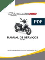 Manual de servicos Dafra Cityclass 200i (2)