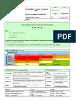 Matriz de Riesgo Ambiental - Field Core - Peru