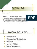 BIOPSIA DE PIEL DR ROQUE