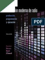 Produccion Moderna de Radio