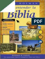Guía Holman Para Entender La Biblia