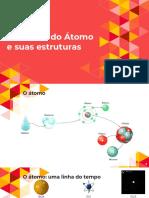 A história do Átomo e suas estruturas (1)