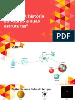 Revisão _A história do Átomo e suas estruturas_