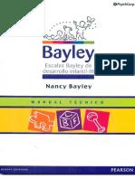 BAYLEY III manual técnico