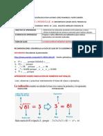 GUIA DE CLASE 03 MATEMÁTICAS 6. P. 2. 2021