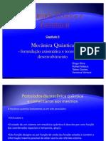 Mecnica Quntica - QTE - Cap.5 - Grupo2