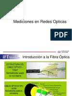 Mediciones en Redes Opticas