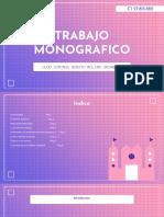 Trabajo Monografico Hugo Molina