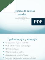 CA de Células Renales