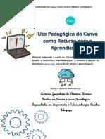 Guia de Orientações para Uso do Canva como Recurso Didático-pedagógico
