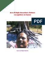Dr.A.B.Rajib Hazarika's Pattern Recognition on Fusion