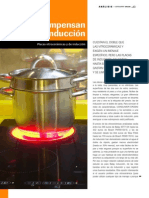 Analisis de las Cocinas de Inducción -