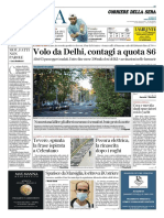 Corriere Della Sera Roma 05 Maggio 2021