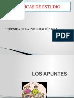T.E.INFORMACIÓN ESCRITA