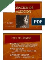 689-498-VALORACIÓN DE LA AUDICIÓN - PRIMERA PARTE