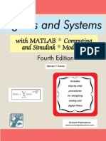 Signals and Systems - With MATLAB Computing and Simulink Modeling