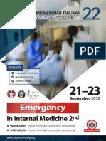 PIT PAPDI XXI 2018 Final Announcement