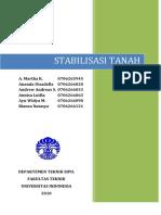 paper stabilisasi tanah