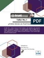 Taller No.1 Cómo Iniciar en Trust