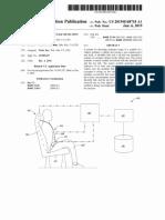 Tesla Improper Seatbelt Usage Monitoring System Patent