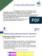 Presentazione Economia DEF