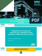 Diagnostico de la situacion PS- SESION 5- 2021-I