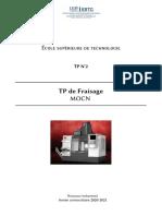 TP_Fraisage