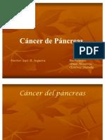 cancer pancreas