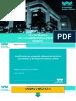 SESION  7 -Arbol de problemas y objetivos - Presentacion PS-2021-I