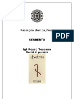 Rassegna Stampa_Press SERBERTO Di Villa Petriolo