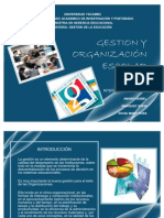 PRESENTACION DEFINITIVA GESTION ESCOLAR