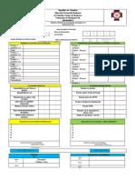 Formato Reporte de Actividades Rutinarias CBVM - Version 2 - Abril 6 de 2021