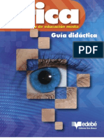 III IV Guia Didactica Etica