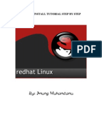 RedHat Install Tutorial Step by Step