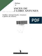 António Lobo Antunes - Maria Alzira Seixo