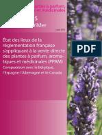 Etude reglementation FranceAgriMer PPAM 2018