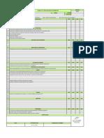 Checklist manutenção Elevador Automotivo