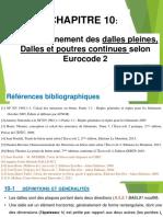 10-Chapitre 10-Dalles iso- dalles et poutres continues_EC2_etudiants