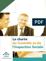 Charte de l'affilié inspecté ou contrôlé